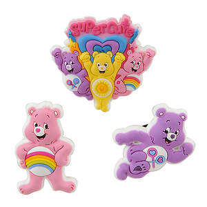 Jibbitz CBR CareBears 3-Pack (Girls')