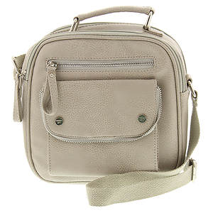 Madden Girl MGZIPS Crossbody Bag