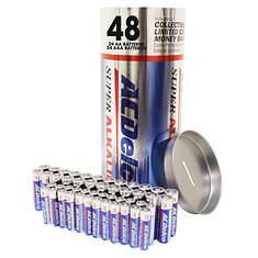 ACDelco 24 AA & 24 AAA Batteries
