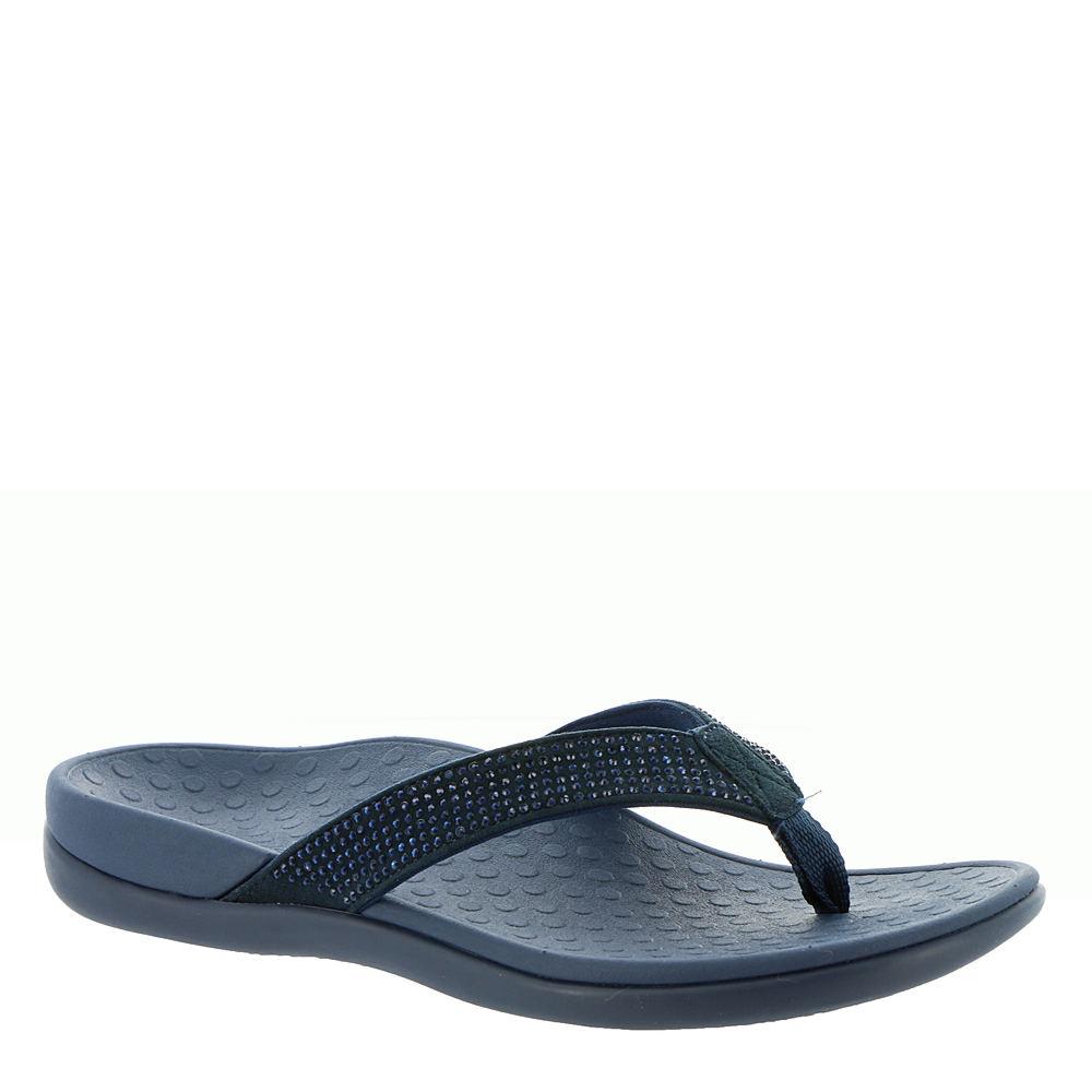 Vionic with Orthaheel Tide Rhinestones Women's Sandals