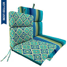 Reversible Chair Pad
