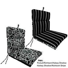 Reversible Chair Pad