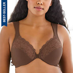 Glamorise Front-Close Wonderwire Bra