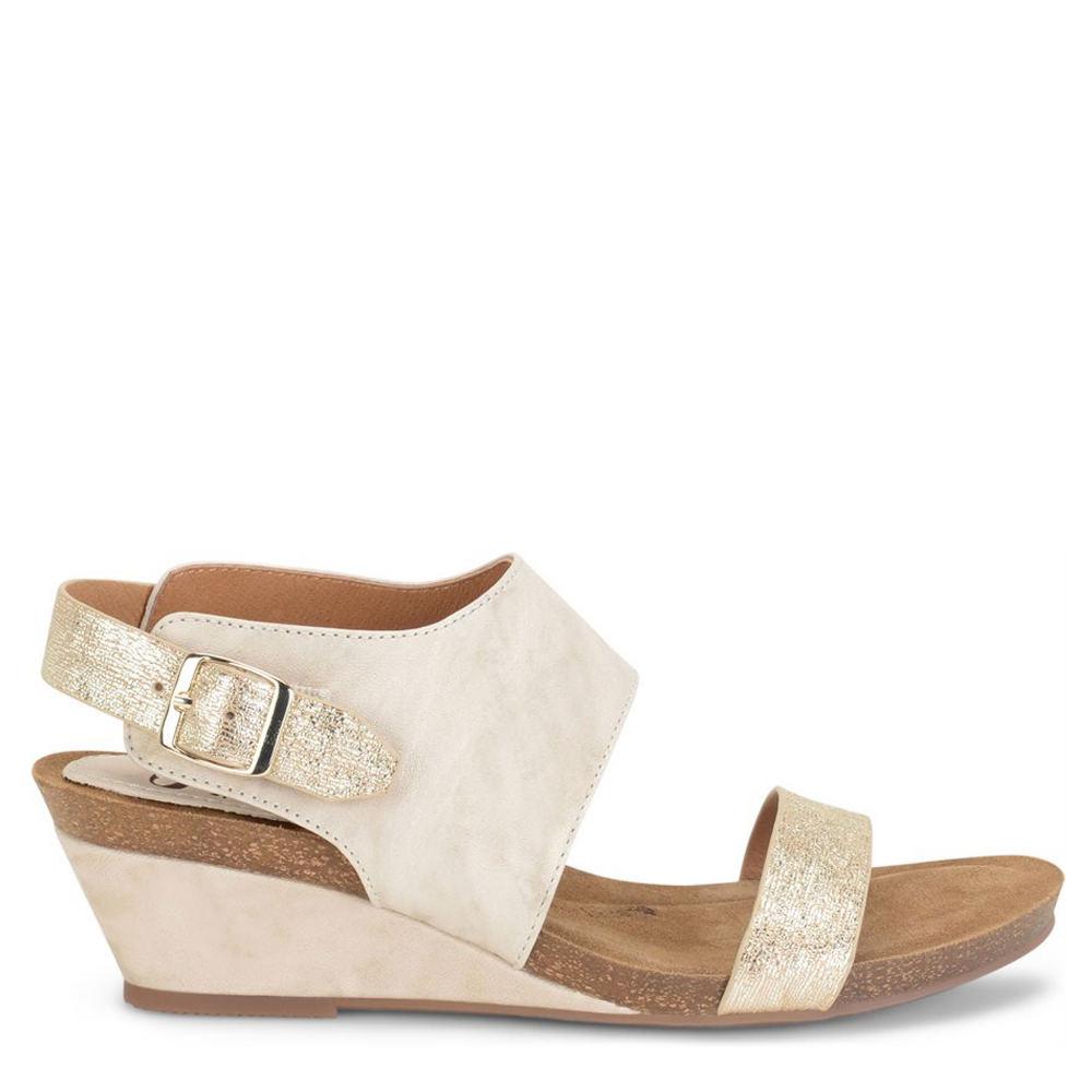 Sofft Vanita Women's Grey Sandal 10 M