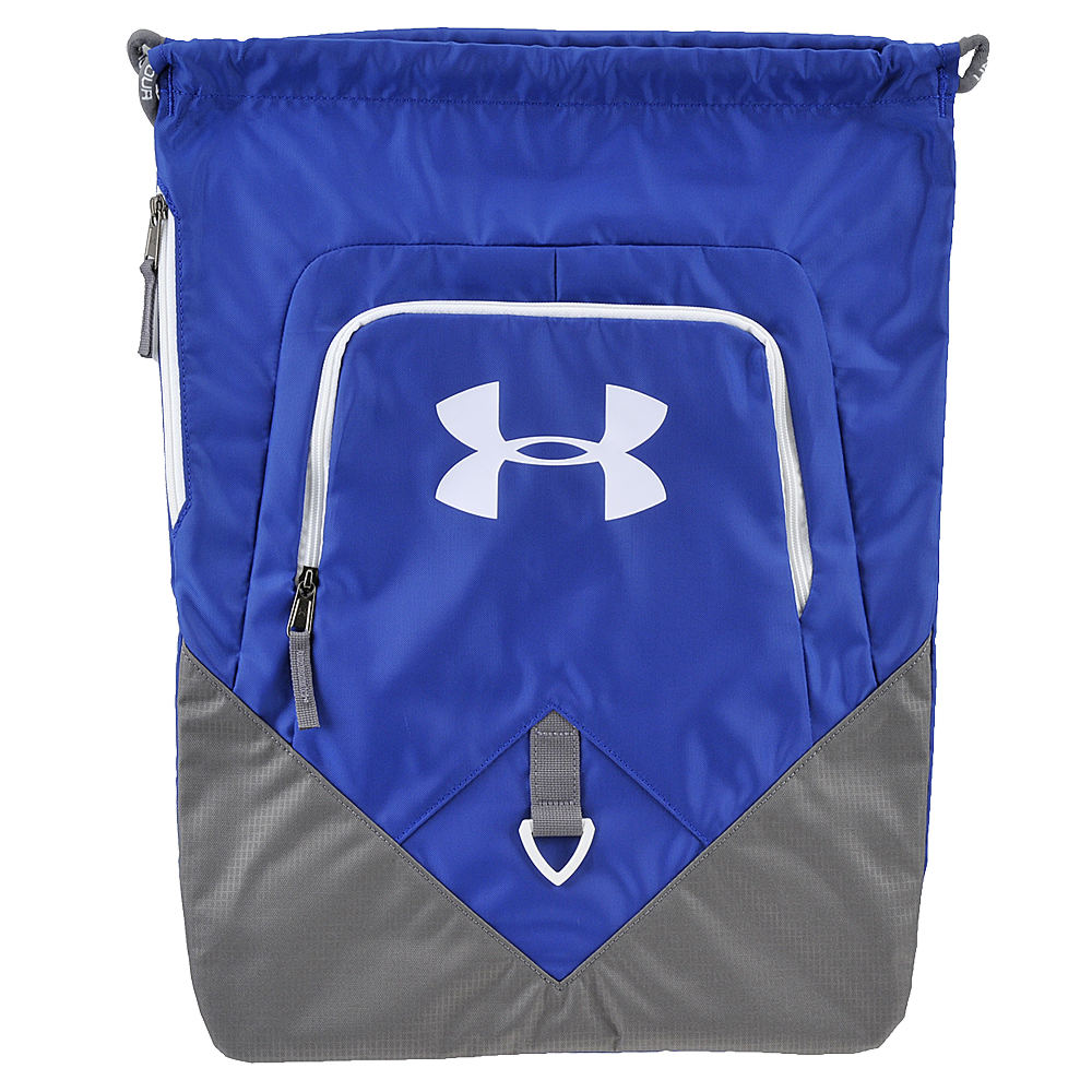 d00030ed42d0 ... Under Armour Undeniable Sackpack (0888376407780) Blue - Athletic Sport  Bags at Academy . meet ...