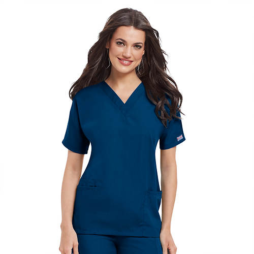 Cherokee Medical Uniforms V-Neck Top