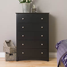 Sonoma 5-Drawer Chest
