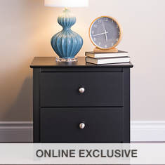 Sonoma 2 Drawer Nightstand