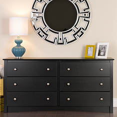 Monterey 6-Drawer Dresser