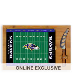NFL 3-Piece Cutting Board Set