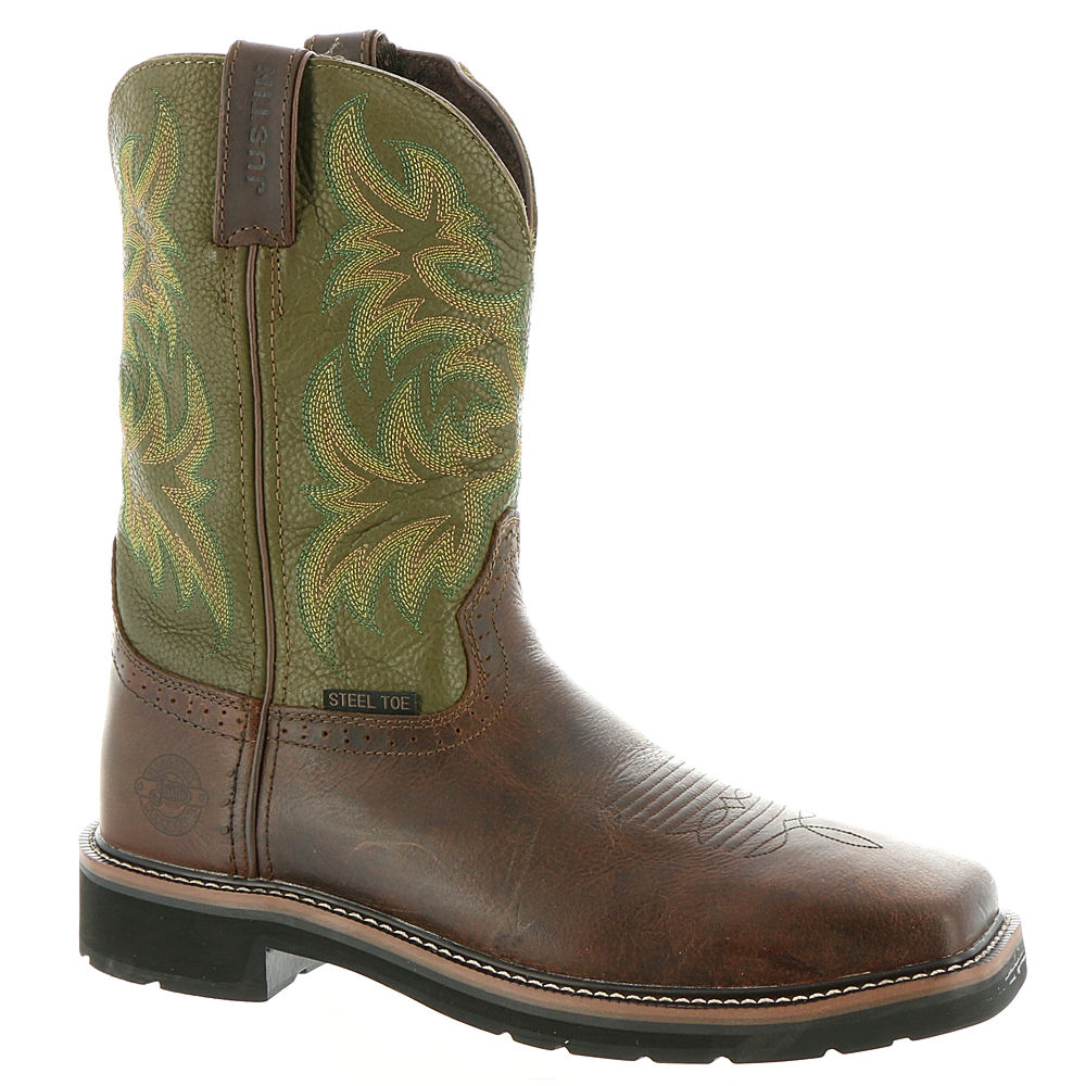 Justin Boots Stampede Collect Wk4688 Men S Boot Ebay