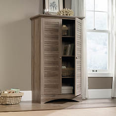 Sauder Harbor View Collection Storage Cabinet