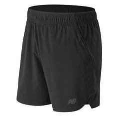 New Balance Men's 7 Inch 2 In 1 Shorts
