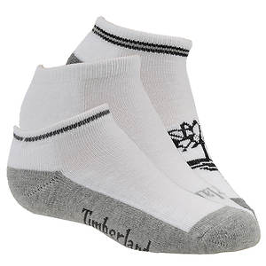 Timberland Boys' 3-Pack Low Rider Socks