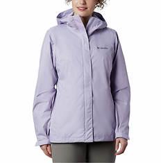 Columbia Women's Arcadia II FZ Rain Jacket