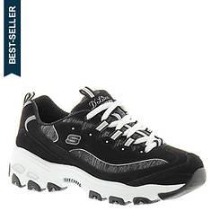 Skechers Sport D'Lites Me Time Lace-Up Athletic Shoe (Women's)