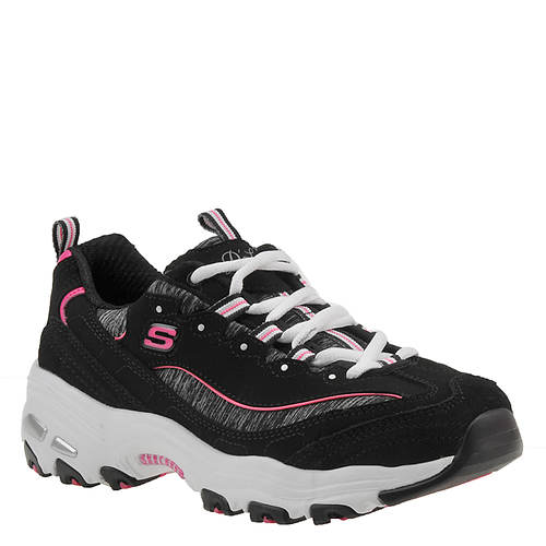 Skechers Sport D'Lites Me Time Lace-Up Athletic Shoe (Women's)
