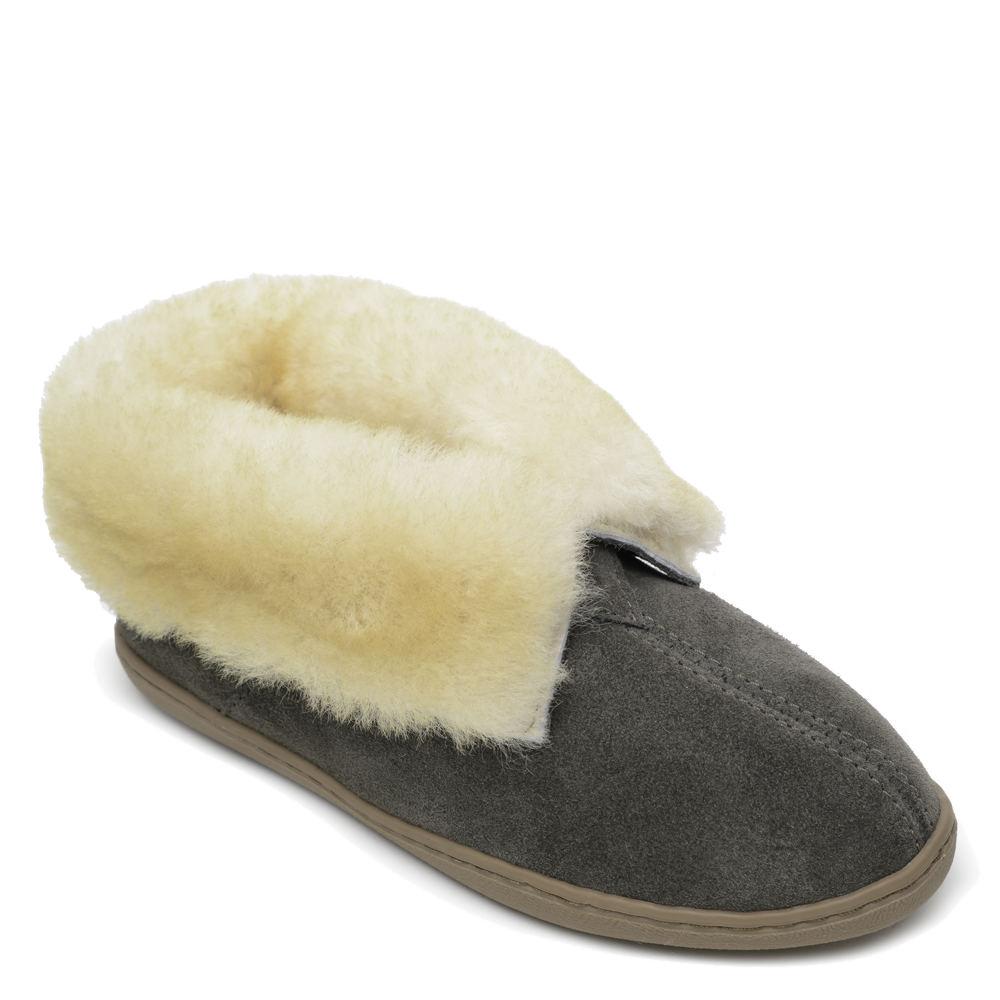 Minnetonka Sheepskin Ankle