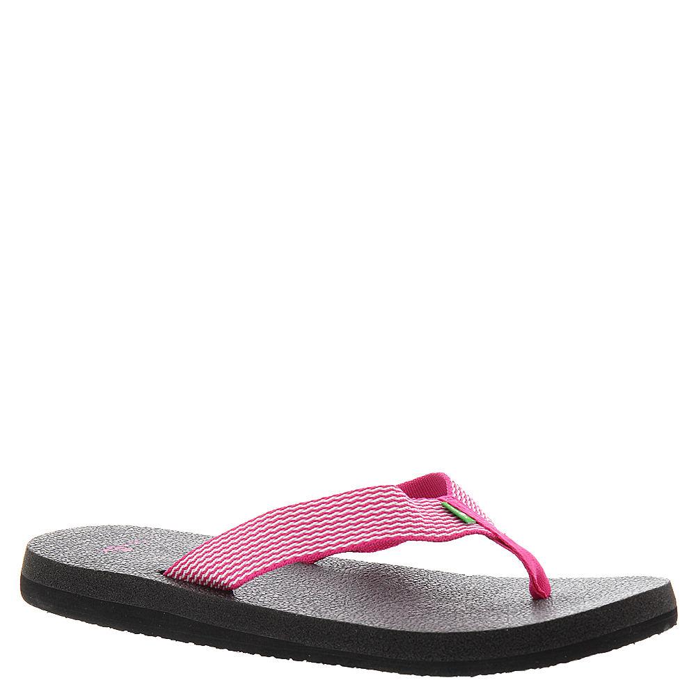 Sanuk Yoga Mat Webbing Women's Sandal