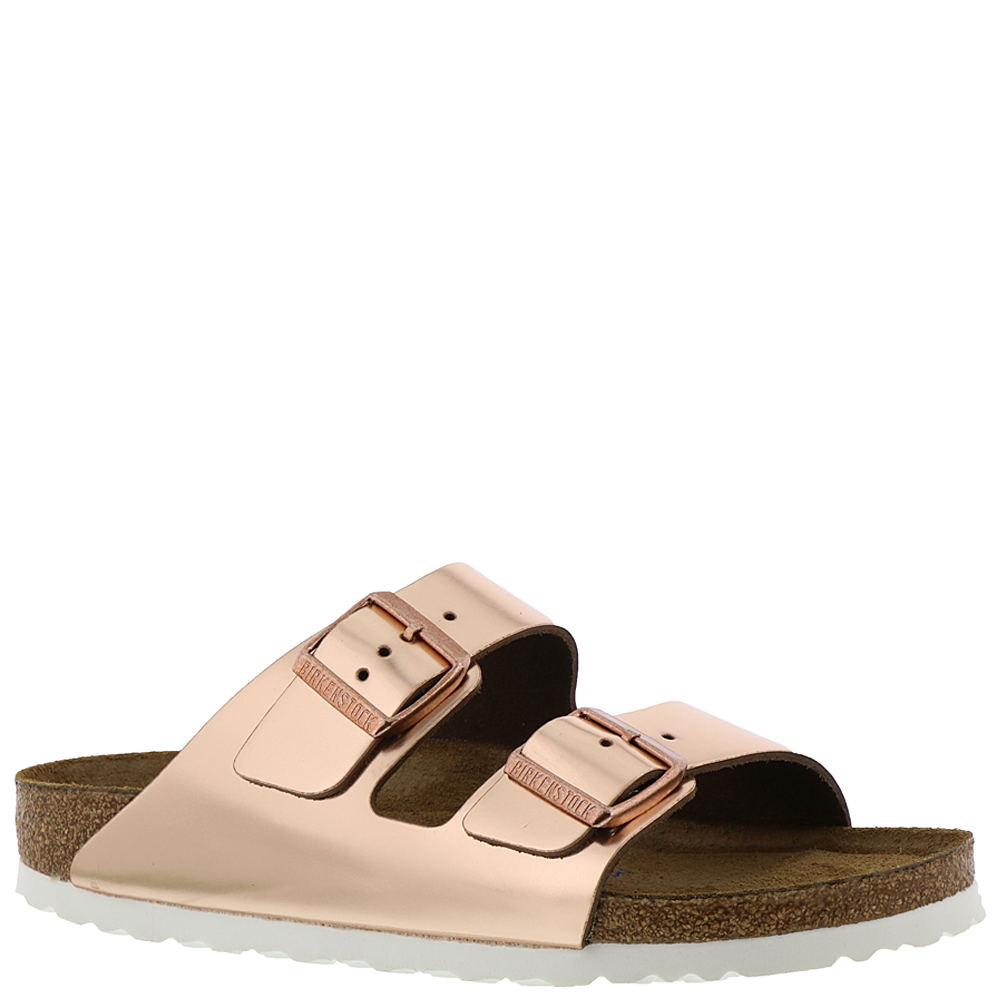 Birkenstock Arizona Nubuck Soft Footbed Women's Sandals