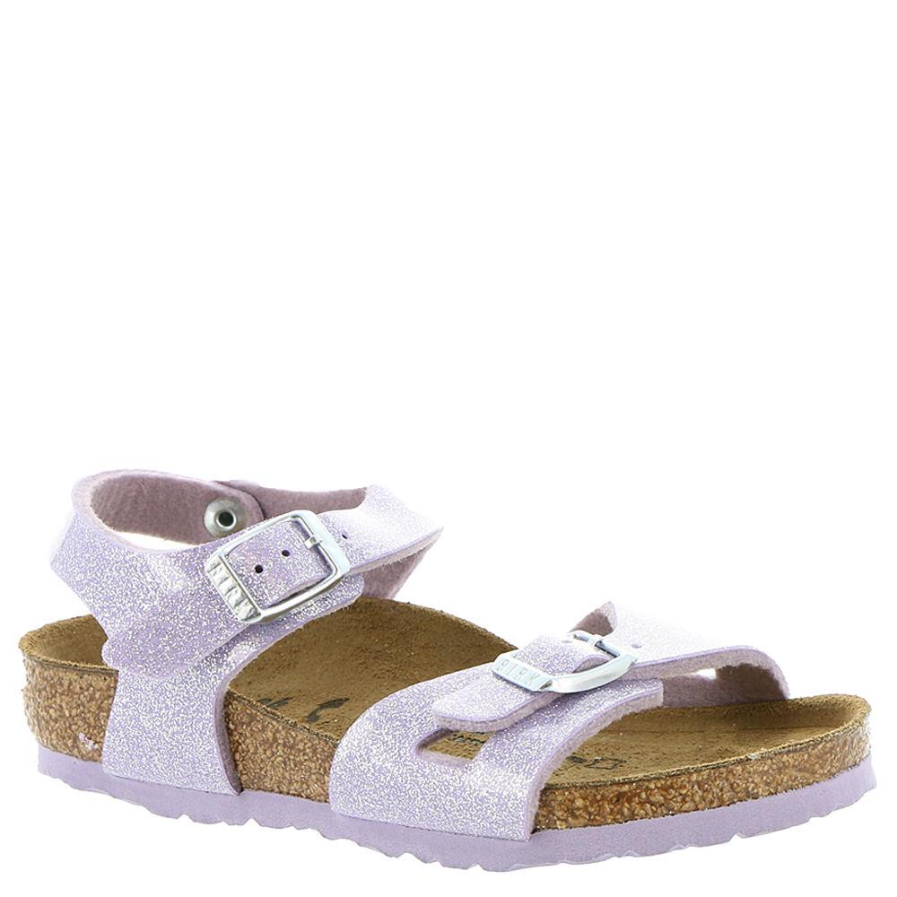 Toddler Girl's Birkenstock 'Rio' Sandal, Size 9-9.5US / 27EU N - Purple