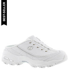 Skechers Sport D'Lites Bright Sky Slip-On Athletic Shoe (Women's)