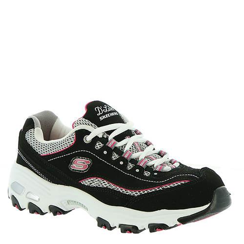 Skechers Sport D'Lites Life Saver Lace-Up Athletic Shoe (Women's)