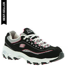 Skechers Sport D'Lites Life Saver Lace-Up Athletic Shoe (Women's)