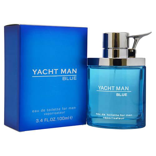 Yacht Man Blue by Myrurgia (Men's)