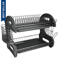 Two-Tier Dish Rack