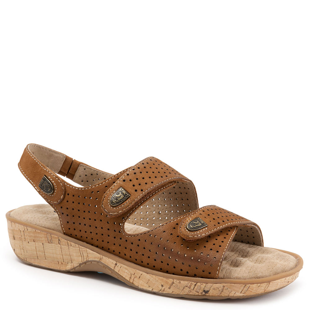 Soft Walk Bolivia Perforated Women's Sandals