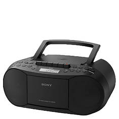 Sony CD/Cassette Boombox With AM/FM Radio - Opened Item