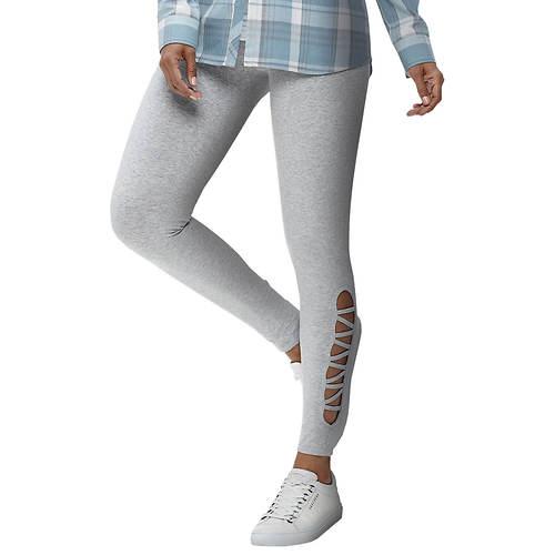 Lattice Ankle Legging
