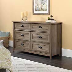 Sauder Country Line Collection Dresser