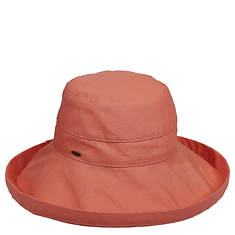 Scala Collezione Women's Cotton Big Brim Hat