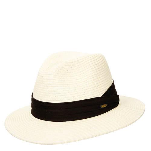 Scala Classico Men's Paper Braid Safari Hat