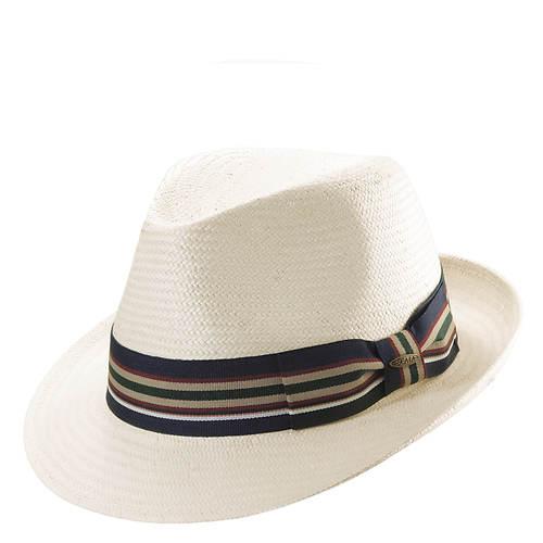 Scala Classico Men's Toyo Stripe Ribbon Fedora