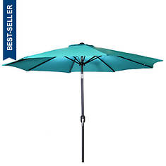 9' Steel Market Umbrella