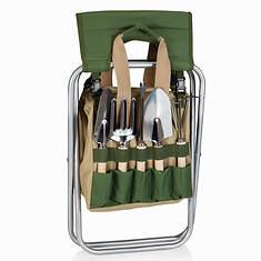Gardener Seat & Tool Set