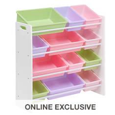 Kids Toy Organizer and Storage Bins