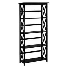 Casual Home Montego 5-Tier Bookcase