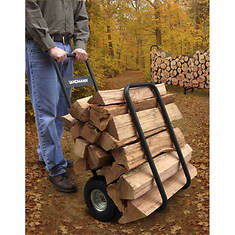 Landmann Firewood Caddy with Cover