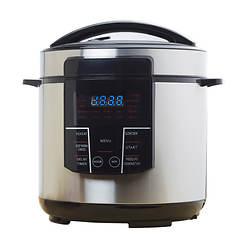 Brentwood 6-Quart Pressure/Multi Cooker