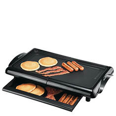 Brentwood Double Electric Griddle