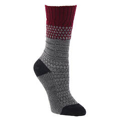 Smartwool Women's Everyday Popcorn Cable Crew Socks