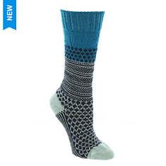 Smartwool Women's Everyday Popcorn Cable Crew Socks