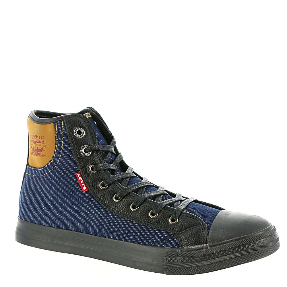 Levi S Hamilton Buck Ii Denim Men S Sneaker Ebay