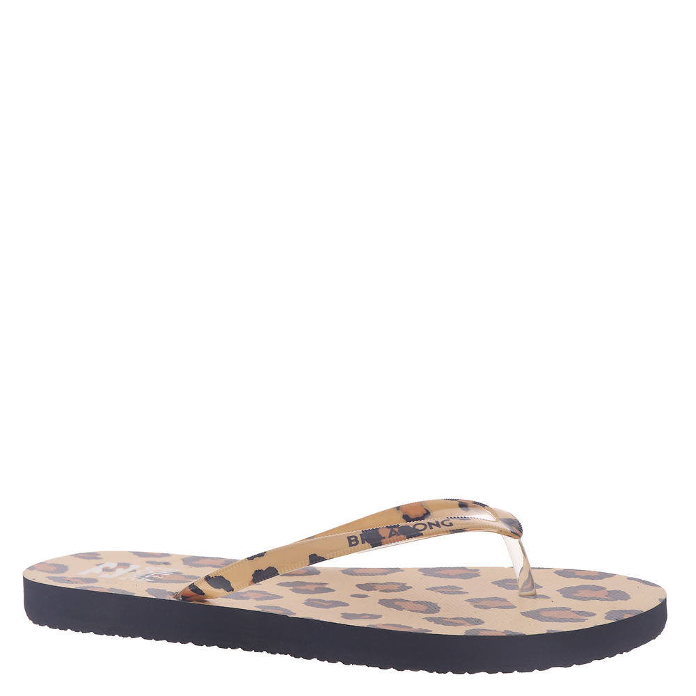 *This sandal\\\'s pretty print adds a fun touch to all your summer outfits *Printed rubber upper with molded strap *Slip-on style *Lightly cushioned footbed *Available in whole sizes only half sizes please order the next size up