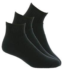 Wigwam super 60 Quarter 3-Pack Socks