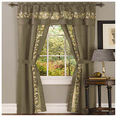 Fairfield Window Set - Taupe